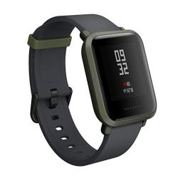 Amazfit Bip Smartwatch By Huami With All-day Heart Rate And Activity Tracking Sleep Monitoring Gps Ultra-long Battery Life Bluetooth Us Service A