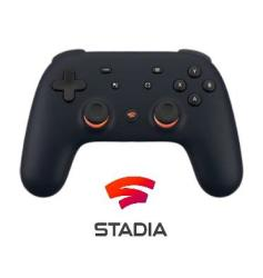 Google Stadia Controller Just Black