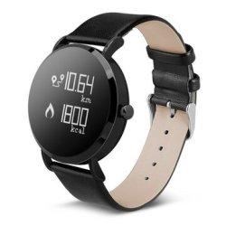 Bakeey CV08 Bluetooth Heart Rate Blood Pressure Monitor Tracker Bright Screen IP67
