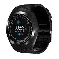 Keoker GW08 Bluetooth Sport Smart Watch Support Pedometer Sleep Tracker For Android Smart Phones Bl
