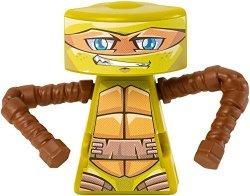 Mattel Vs Rip-spin Warrior Teenage Mutant Ninja Turtles Michelangelo Figure