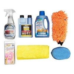 Shield Wash & Shine Kit