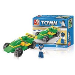 Sluban Town - Racing Car