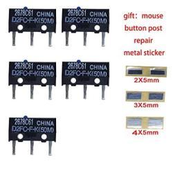 Micro Switch Microswitch Switches D2FC-F-K 50M 5PCS