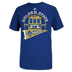 SLD Of The Adidas Group Adidas The Bay's Team S go-to Tee Medium Blue
