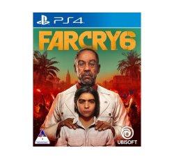 PS4 Far Cry 6 - Available 18 February 2021