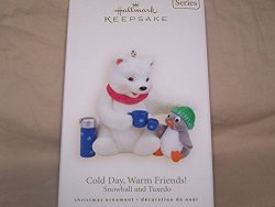 Hallmark Snowball And Tuxedo Cold Day Warm Friends Series 2008 8