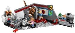 Lego Jurassic Park Velociraptor Chase 75932