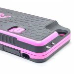Yellow Jacket Pink Shock Iphone Cover