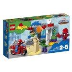 LEGO Duplo Super Heroes Spider-man & Hulk Adventures - 10876