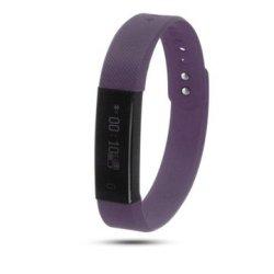 HEART ID115 Rate Sleep Monitor Pedometer Smart Bracelet Step Fitness Tracker For
