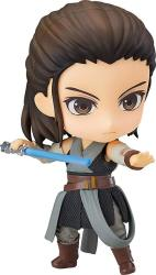 Good Smile Company Good Smile Nendoroid Star Wars Last Jedi Rey Non Scale Abs & Pvc Painted Movable Figure Japan Import