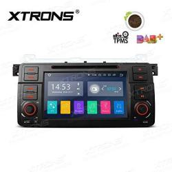 """7"""" Android 8.1 Quad Core Car Stereo Radio DVD Gps Navigation With USB Sd HDMI Port Supports Dvr Backup Camera Obd For Bmw E46"""