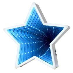 SANTA TRADING - Light Infinity Star White