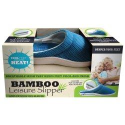 African Shopping Network XL Bamboo Leisure Slipper