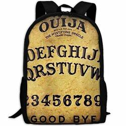 Happyniee Laptop Backpack Dangerous Magical Game Ouija Board Pattern Popular Design Great Gift For Valentine S Day Computer Bag R1020 00