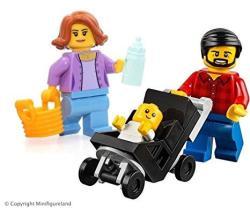 LEGO CITY Minifigure: Combo Package 60134