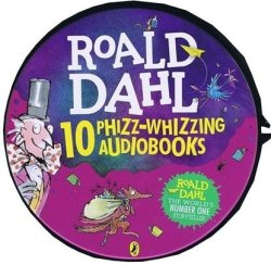 Roald Dahl 10 Phizz Whizzing Audio Books Pack Purple Audio Book