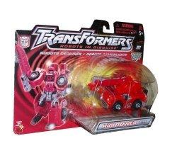 Hasbro Transformers Robots In Disguise Combiners 6 Inch Action Figure - Hightower - Autobot Crane
