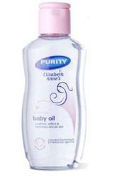 Elizabeth Anne's Essentials Baby Oil - 200ml