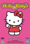 Hello Kitty: Hello Kitty's Paradise - Making Cookies And Four... DVD