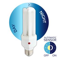 Bulb Sensor Energy Saver 20W Bc