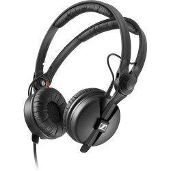 Sennheiser HD25 Plus On Ear DJ Headphone in Black