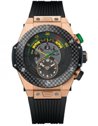 cd25a2b4f Hublot Big Bang Unico Bi-retrograde Fifa World Cup Rose Gold Men's Watch