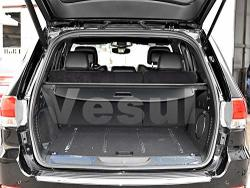 Consoles & Organizers Powerty Cargo Cover for Subaru Forester 2019 ...