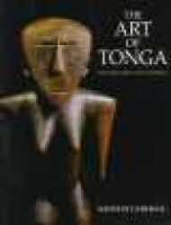 The Art Of Tonga Hardcover New
