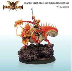 Wrath Of Kings: Shael Han Fulung Devourer Box