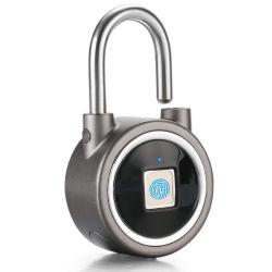 Smart Fingerprint Lock Bluetooth Phone App Padlock