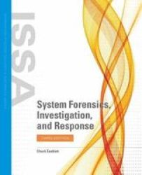 System Forensics Investigation And Response Paperback 3RD Revised Edition