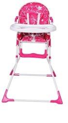 Baneen Baby Feeding High Chair - Pink