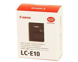Canon LC-E10 Battery Charger For Eos Rebel T3 T5 T6