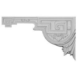 Ekena Millwork SB11X06LE-L Stair Bracket Factory Primed