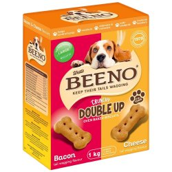Beeno Biscuits Bacon Cheese Flavour 1 Kg