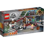 Jurassic World Lego - Jurassic Park Velociraptor Chase