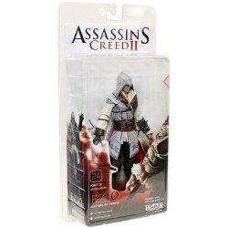 NECA Assassins Creed 2 Series 1 Action Figure Standard Ezio White Cloak