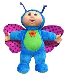 """Cabbage Patch Kids 9"""" Butterfly Cutie"""
