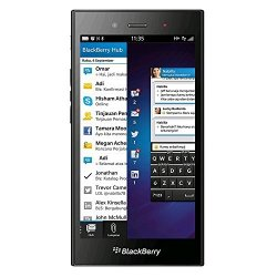 BlackBerry Z3 STJ100-2 Unlocked GSM Os Cell Phone - Black