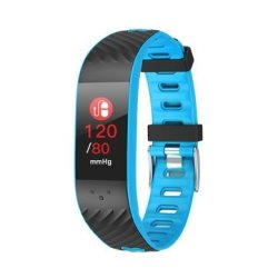 Sony P4 Bluetooth Upgraded Version Heart Rate Blood Pressure Monitor Smartband For Mobil