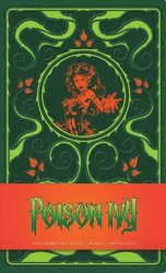 Dc Comics: Poison Ivy Hardcover Ruled Journal Notebook Blank Book