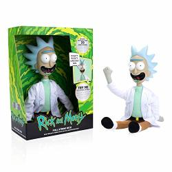 Wow Stuff Collection Rick And Morty Pull String Talking Rick