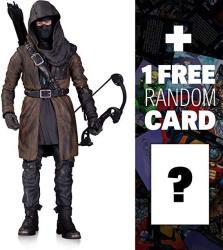 "Dark Archer: 6.75"" Dc Collectibles Arrow Action Figures + 1 Free Official Dc Trading Card Bundle 326986"
