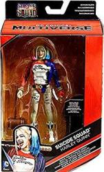 Mattel Dc Multiverse Suicide Squad Harley Quinn Exclusive Action Figure 6 Inches
