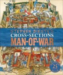 Stephen Biesty& 39 S Cross-sections Man-of-war Hardcover