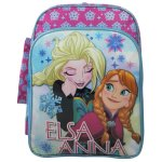 FROZEN - Large Backpack And Pencil Case