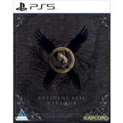 Capcom Resident Evil Village Steelbook Edition PS5