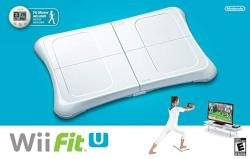 Nintendo Wii U Fit Balance Board And Meter